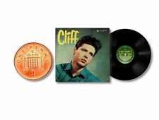 MINIATURE 1/12th Non Playable - LP. RECORD ALBUM - CLIFF RICHARD