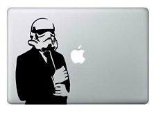 Star Wars stormtrooper suit decal sticker for macbook pro air 11 13 15 17