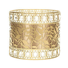 NEW Champagne GOLD Leaves Cut Out Light Pendant ceiling Shade LIGHTSHADE LOUNGE