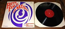 PETER SMITH & THE JOHNSON FAITH FOLK NATIVITY UK XIAN JESUS JAZZ LP DON RENDELL
