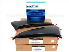 2010-2014 Ford Mustang Side Scoops Right & Left Sides Set Of 2 Unpainted OEM NEW
