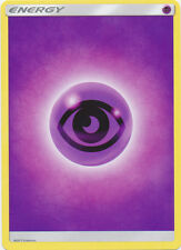 4X Psychic Basic Energy -SM- -Sun and Moon- Base Set- -NM- Pokemon Purple 2017