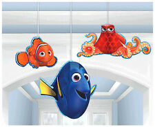Disney Finding Dory Honeycomb Balls Hanging Decorations Birthday Party Supplies