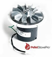 Whitfield Advantage II Pellet Stove Exhaust Combustion Blower w Gasket 12056010