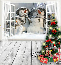 LB Christmas Thin Vinyl Backdrop Photography Prop Photo Background 10X10FT ZZ826