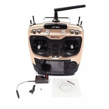 Radiolink AT9S 2.4G 10CH transmitter and Receiver R9DS 3MS for FPV Racing Drone