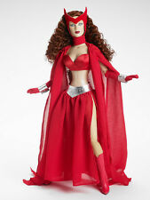 "~MARVEL SCARLET WITCH~Warped Reality~16"" Fashion Doll~2011 TonnerCon LE250 NRFB"