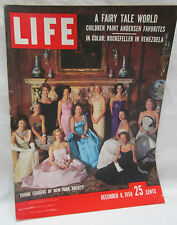 Life Magazine December 8 1958 Rockefeller In Venezuela - Fairy Tale World