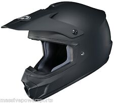 HJC CS-MX2 Motocross Helmet Matte Flat Black XXXL 3XL 3X ATV CS-MX CSMX II 2