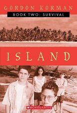 Survival (Island, Book 2), Gordon Korman, Good Book