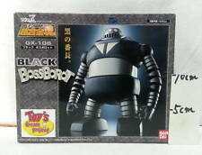 Black Bossborot Boss borot GX 10 Soul of Chogokin Bandai LTD MT