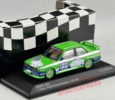 NEW 1/43 Minichamps BMW M3 (E30), DTM 1988, Christian Danner #22