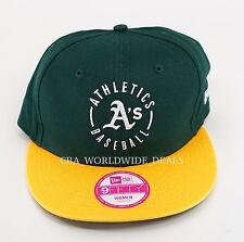 Victoria's Secret PINK New Era 9FIFTY Adjustable Cap Hat Athletics A's Baseball