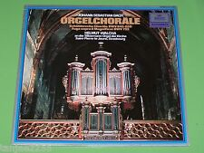 Bach - Helmut Walcha Orgel Strassburg - Orgelchoräle - Archiv Produktion LP