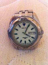 "Seiko Sports 100 Llumi Dial Quartz Watch'Working Condition@LOW PRICE ""L@@K"""