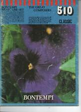 Bontempi Music Library The Great Composers 510 Classic