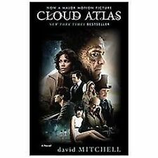 Cloud Atlas by David Mitchell (2012 Paperback Movie Tie-In)