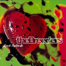 "The BREEDERS ""Last Splash"" 1993 4AD ~ Kim Deal...Sexy Girly Cerebral Surf Music"
