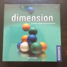 Dimension Spherical, Stackable, Fast-Paced, 3 dimensional Puzzle Game Kosmos