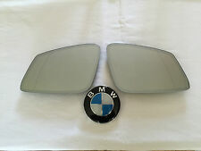 BMW mirror glasses heating+dimming,left&right OE: 51167285005 + 51167285006 NEW!