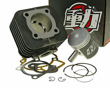 Piaggio NRG 50cc Power DT AC 05-06  70cc Big Bore Cylinder Piston Gasket Kit