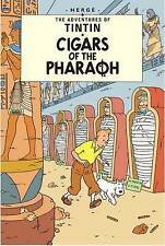 The Adventures of Tintin: Cigars of the Pharaoh by Herge (Paperback, 2002)