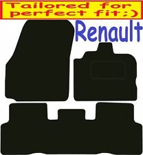 Renault Grand Scenic DELUXE QUALITY Tailored mats 2003 2004 2005 2006 2007 2008