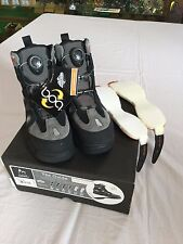 "KORKERS GUIDE WADING BOOTS SIZE 9 - ""MARKED BELOW WHOLESALE"""