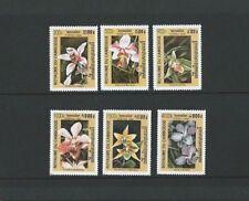 Cambodia 1999 UMM Orchids sg 1913/8