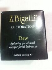 Z. Bigatti Dew Hydrating Facial Mask 2oz ANTI AGING FREE SHIPPING SEALED