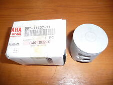 Yamaha YZ80 3rd O/S 0.75 mm 1987 Genuine Piston 58T-11637-1