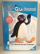 PINGU ~ PINGU FOREVER ~ DVD ~ 140 MINUTES ~ PAL REGION 4