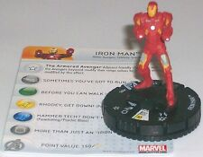 IRON MAN 205 Avengers Movie Marvel Heroclix mass market exclusive