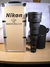 Minty Nikon AI-S 500mm F4 P ED (IF) AIS Manual Focus Digital & Film Camera Lens