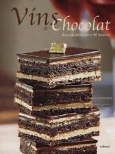 Vins et chocolat Hernandez  Florence Occasion Livre