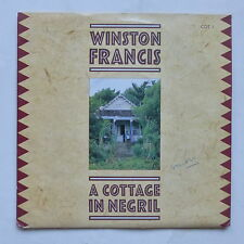 WINSTON FRANCIS A cottage in Negril  COT 1 REGGAE
