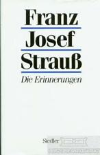 Die Erinnerungen: Strauß, Franz Josef