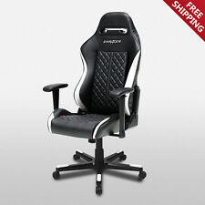 DXRACER OFFICE CHAIRS DF73/NW PC GAME  COMPUTER CHAIR ERGONOMIC AUTOMOTIVE SEAT
