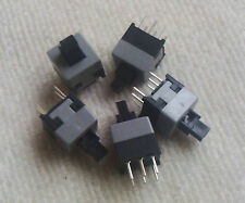 Push Button Switch Momentary ON/OFF DPDT 6Pin DIP 0.5A 30V DC 8.5x8.5mm 10PCS
