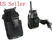 MSC-20A Radio Holder Pouch Case For Motorola Kenwood Walkie Talkie 2 Way Radio