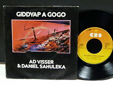 AD VISSER & DANIEL SAHULEKA Giddyap a gogo CBS A 2996 Pressage Portugal