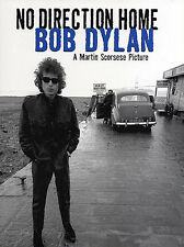 Bob Dylan No Direction Home A Martin Scorsese Picture MLC Music Book
