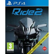 Ride 2 PS4 Game Brand New