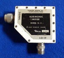 Scientific Atlanta Harmonic Mixer Model 14-5 **Hard to Find**
