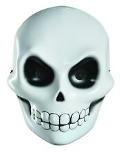 Skeleton Skull Grim Reaper Scary Horror Adult Vacuform Halloween Mask