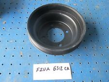 1992-1996 Ford Truck 302 351 Crankshaft Pulley F2UA 6312 CA