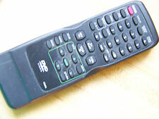 Sylvania DVD VIDEO REMOTE control N9068 for parts and or refurbishing