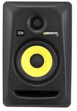 KRK RP6G3 Rokit 6 Active Generation-3 Powered Studio Monitor 2-Way Amplifed
