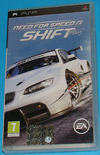 Need For Speed Shift - Sony PSP - PAL