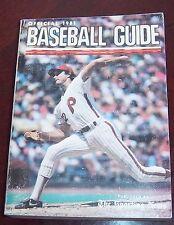 the sporting news baseball guide 1981 Steve Carlton